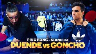 DUENDE VS GONCHO EN LA AGS | PING PONG