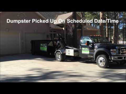 Dumpster Rental Colorado Springs - How It Works