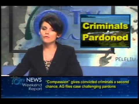"""""""Compassion"""" Gives Convicted Criminals A Second Chance, AG Files Case Challenging Pardons - VIDEO"""