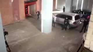 """Съёмки Бригада 2: Наследник """"Перестрелка"""""""