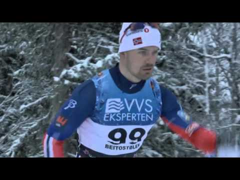Atomic athlete sondre fossli about cross-country sprints