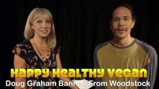 Doug Graham Banned From Woodstock