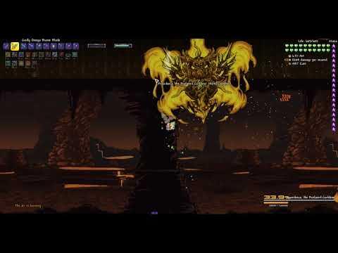 (Calamity) Reworked Defiled Providence, The Profaned Goddess Nohit - Revengeance Mode