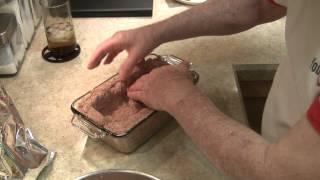 A Single Man's Kitchen - Stuffed Meatloaf Ala Snark