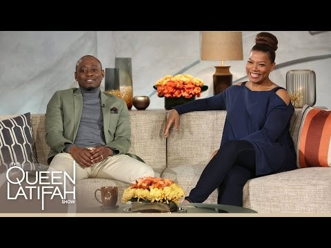 "Omar Epps Talks ""Juice"""
