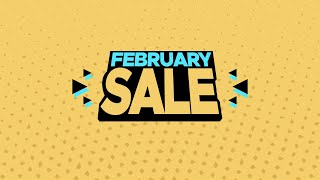 Steam February Sale | Now Live