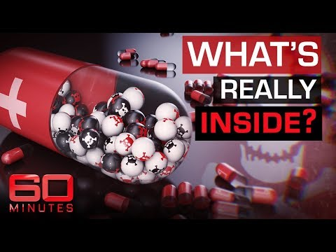 What's really inside your vitamins and supplements | 60 Minutes Australia