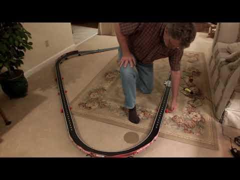 Auto World Track Set Review - NASCAR Hendrick Motorsports Tri-Oval