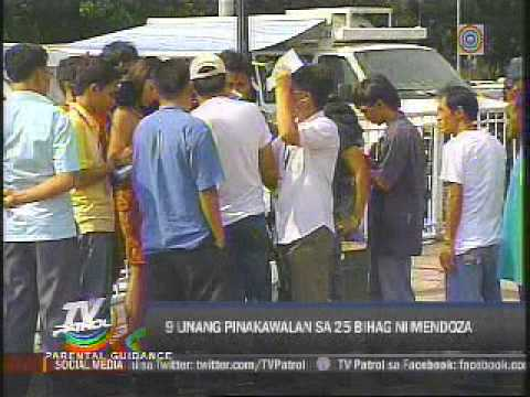 TV patrol (Manila Hostage)