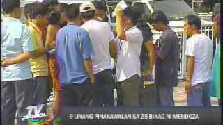 TV patrol (Manila Hostage)