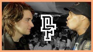 SHUFFLE-T VS LIQUID | Don't Flop Rap Battle