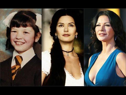 Catherine Zeta Jones : A life in pictures