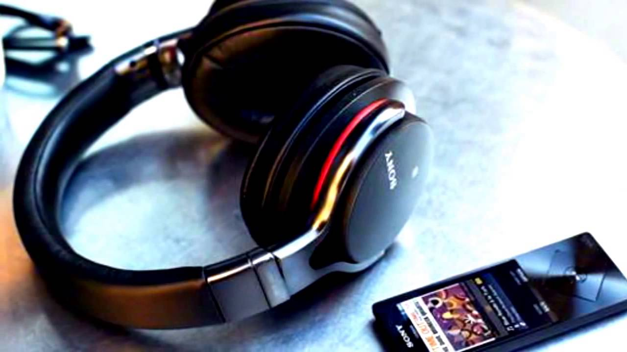 61c934e211c Sony MDR-1ABT Wireless Headset Review - YouTube