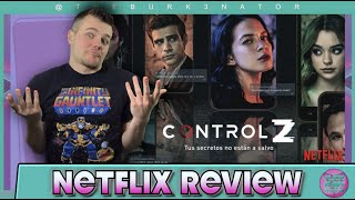 Control Z Netflix Series Review