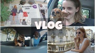 VLOG- Članak u Budi.in, bolesna sam i nova kamera?