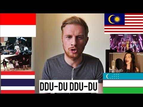 DDU-DU DDU-DU: WHO SANG IT BETTER? (INDONESIA / MALAYSIA / THAILAND / UZBEKISTAN) BLACKPINK