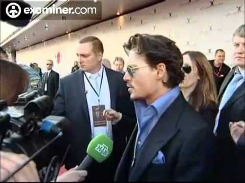 Pirates of the Caribbean: On Stranger Tides - Russia Premiere