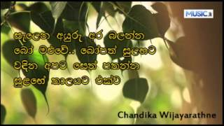 Salena Auru Ara Balanna (Bodu Bathi Gee) - Chandika Wijayarathne
