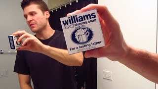 Williams Mug Shaving Soap - Shave Review