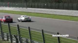 Testday Spa Francorchamps 24-04-2013 Pure Sounds in 1080pHD! [Ford GT GT1, BMW Z4 GT3 & Many more!]