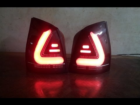 FIAT PALIO TAIL LIGHTS