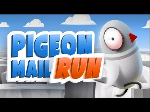 Pigeon Mail Run - Maze Puzzle - iOS | Android Gameplay Video