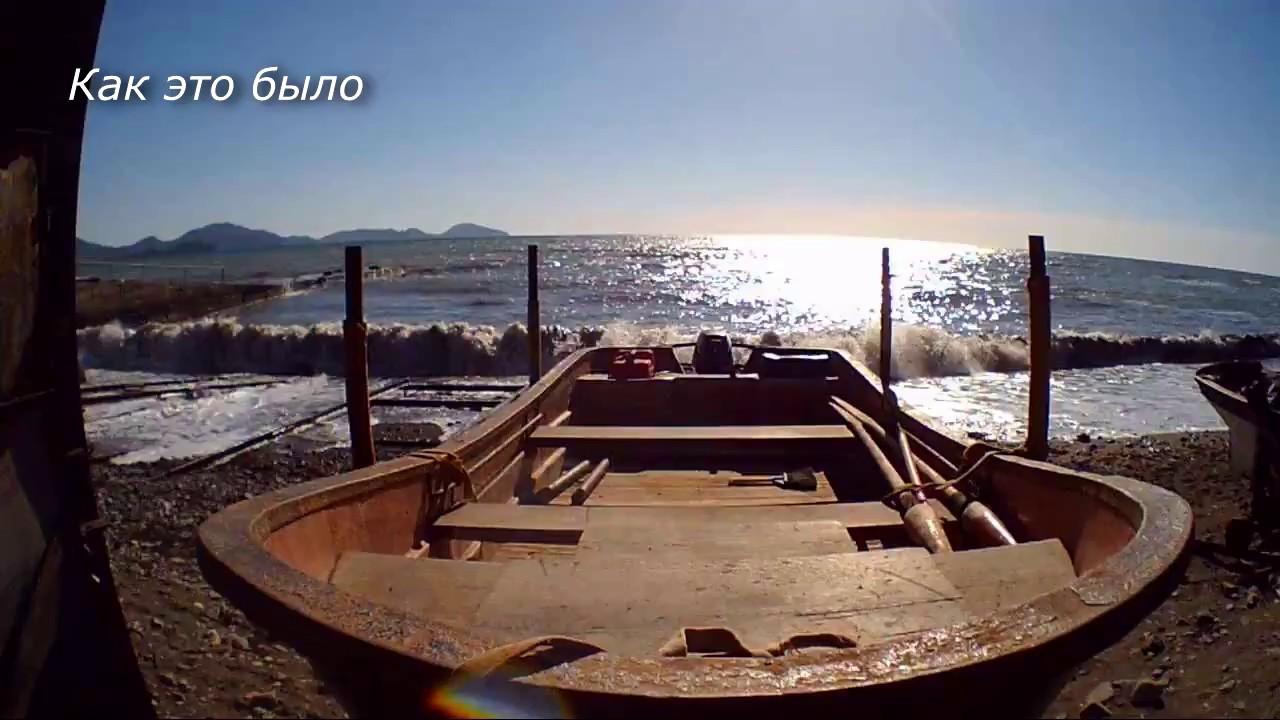 Ремонт пластиковой лодки своими руками видео фото 420