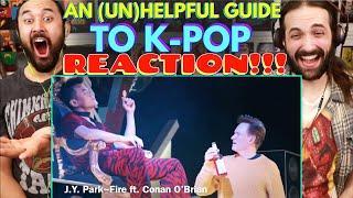 An (Un)helpful Guide to K-POP | REACTION!!!