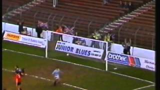 1989 March 11th Man City 4 - 2 Leicester  Div 2
