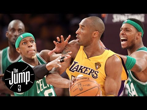 Paul Pierce Reflects on Celtics' Rivalry With Kobe Bryant And The Lakers | The Jump | ESPN