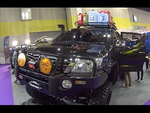 2015, 2016 Toyota Hilux Revo, lifted truck, custom modified, Mud Trucks