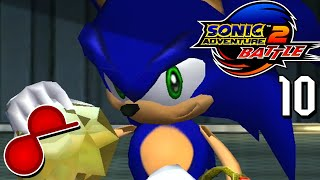 Sonic Adventure 2 - [10] Sonic Pulls A Lever