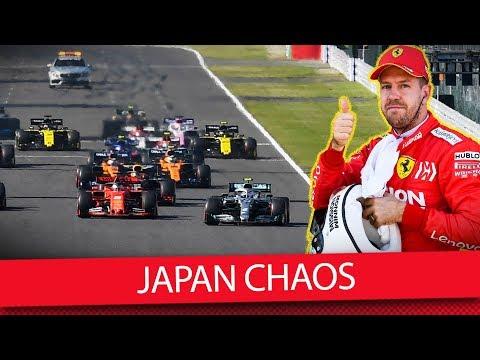 Warum bekam Vettel keine Strafe für den Frühstart? – Formel 1 2019 (News)