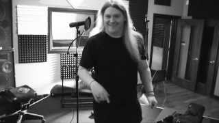 Reed Mullin & John Custer - 02/06/2014 - recording vocals for C.O.C.