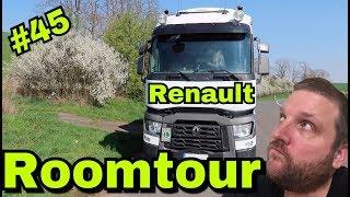 #45 Renault T 460 Roomtour - Meine Meinung was ich von dem LKW halte