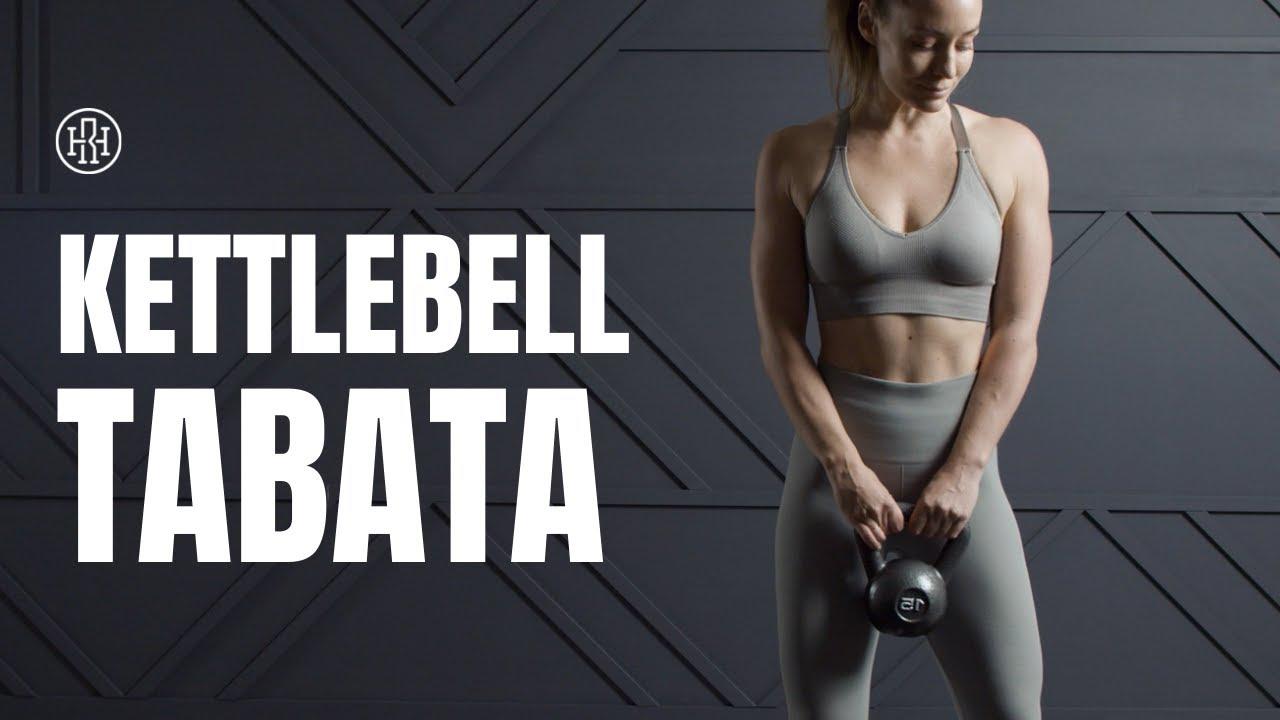 Killer Kettlebell TABATA Workout