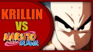 Krillin VS All Of Naruto