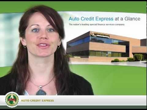 Auto Credit Express >> Bad Credit Auto Loans Auto Credit Express
