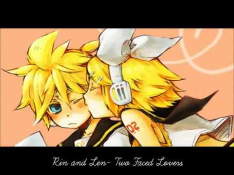 【Rin/Len Power EVEC】Two Faced Lovers