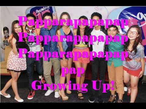 Growing Up by Yeng Constantino with lyrics