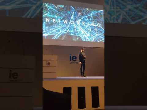 Keynote Speech - IE Business School, Opening Ceremony 2019