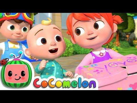 My Sister Song | CoCoMelon Nursery Rhymes & Kids Songs