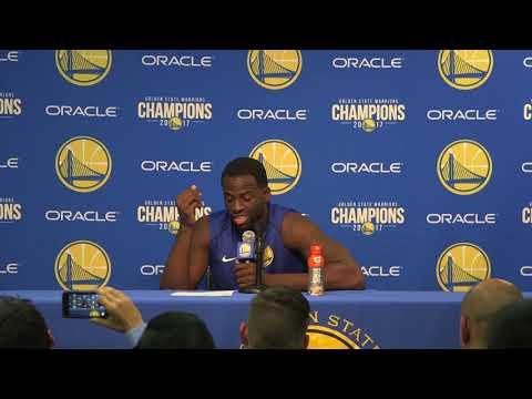 Full video: Draymond Green responds to NBA fine, says