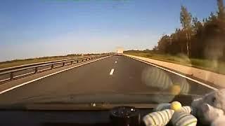 Müthiş Refleksli Çılgın Şoför Sürücü