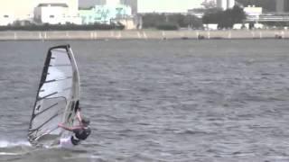 ウィンドサーフィン.