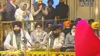 Shabade Sadha Basant Hain - Jan 2012 - Bhai Kamaljeet Singh Ji and Jatha Ji