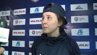 Елизавета Роднова: «Игра была очень напряжённой»