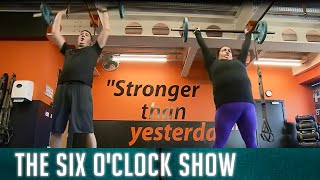 Ray's Fitness Series with Trisha Lewis   The Six O'Clock Show