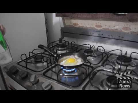 Zuera News - Não sabe frita um ovo? o Estacho ensina!