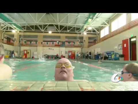 Pocatello Special Olympic Swim Team